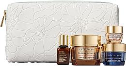 Parfums et Produits cosmétiques Coffret cadeau - Estee Lauder Revitalizing Supreme+ Moisturizer Set (cr/50ml + n/cr/15ml + eye/cr/5ml + serum/15ml + bag)