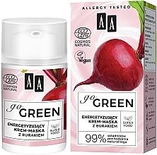Parfums et Produits cosmétiques Crème-masque à l'extrait de betterave pour visage - AA Go Green