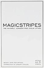 Parfums et Produits cosmétiques Bandes de soulèvement des paupières, taille M - Magicstripes The invisible, Surgery-Free Eyelid Lifting M