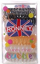 Parfums et Produits cosmétiques Élastiques à cheveux - Ronney Professional Funny Ring Bubble 15