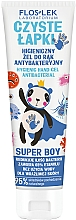Parfums et Produits cosmétiques Gel antibactérien pour mains - Floslek Super Boy Hygienic Antibacterial Hand Gel