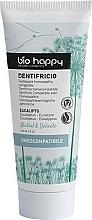 Parfums et Produits cosmétiques Dentifrice bio à l'extrait d'eucalyptus - Bio Happy Neutral&Delicate Toothpaste Eucalyptus