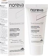 Parfums et Produits cosmétiques Micro-émulsion séborégulatrice pour peaux irritées et squameuses - Noreva Sebodiane DS Sebum-Regulating Micro-Emulsion