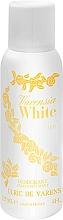 Parfums et Produits cosmétiques Ulric De Varens Varensia White - Déodorant spray parfumé