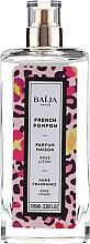 Parfums et Produits cosmétiques Parfum d'intérieur, Rose et Litchi - Baija French Pompon Home Fragrance