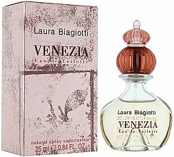 Parfums et Produits cosmétiques Laura Biagiotti Venezia Eau de Toilette - Eau de Toilette