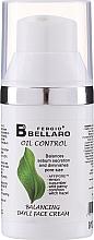 Parfums et Produits cosmétiques Crème de jour au concombre - Fergio Bellaro Oil Control Balancing Daily Face Cream