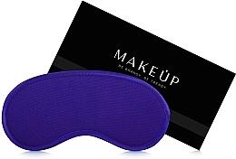 Parfums et Produits cosmétiques Masque de sommeil, violet-bleu Classic - MakeUp