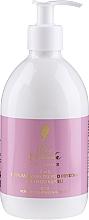 Parfums et Produits cosmétiques Pani Walewska Sweet Romance - Gel douche et bain parfumé (avec pompe)