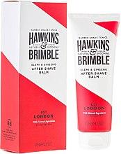 Parfums et Produits cosmétiques Baume après-rasage - Hawkins & Brimble Elemi & Ginseng Post Shave Balm