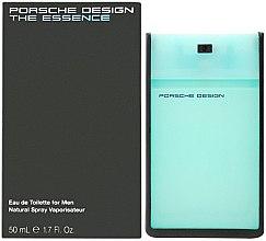 Parfums et Produits cosmétiques Porsche Design The Essence - Eau de Toilette