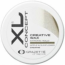 Parfums et Produits cosmétiques Cire coiffante à l'extrait de pomme verte - Grazette XL Concept Creative Wax