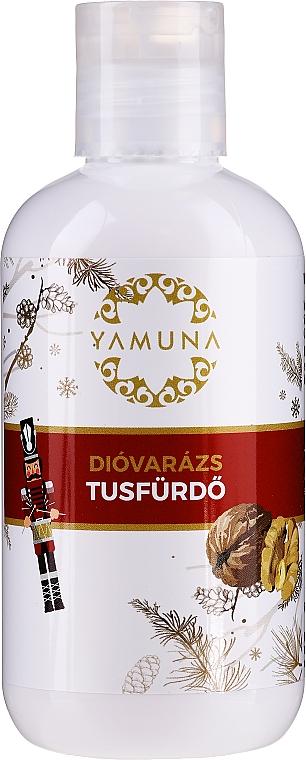 Gel douche, Noix - Yamuna Walnut Magic Shower Gel