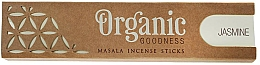 Parfums et Produits cosmétiques Bâtons d'encens, Jasmine - Song Of India Organic Goodness Jasmine