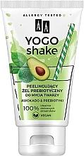 Parfums et Produits cosmétiques Gel gommant prébiotique à l'acérola et extrait d'avocat pour visage - AA Yogo Shake