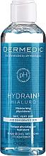 Parfums et Produits cosmétiques Physiolotion-tonique hydratant à l'acide hyaluronique et bétaïne pour visage - Dermedic Hydrain 3 Hialuro Physiotoner