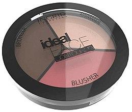Parfums et Produits cosmétiques Palette de contouring pour visage - Ingrid Cosmetics Ideal Face Foundation