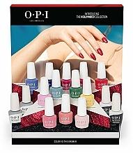 Parfums et Produits cosmétiques Coffret - O.P.I Gel Color Hollywood Spring 2021 16pc Salon Display
