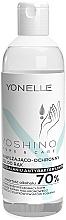Parfums et Produits cosmétiques Gel antibactérien à l'acide hyaluronique pour mains - Yonelle Yoshino Pure & Care