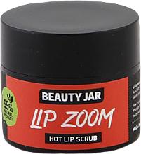 Parfums et Produits cosmétiques Gommage sucré pour lèvres - Beauty Jar Lip Zoom Hot Lip Scrub