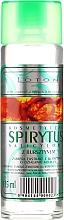 Parfums et Produits cosmétiques Lotion à l'extrait d'ambre pour visage et corps - Loton Spirytus Salicylic Cosmetic With Amber