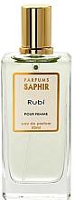 Parfums et Produits cosmétiques Saphir Parfums Rubi - Eau de parfum
