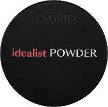 Parfums et Produits cosmétiques Poudre compacte pour visage - Ingrid Cosmetics Idealist