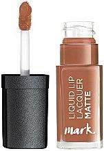 Parfums et Produits cosmétiques Laque à lèvres mate - Avon Mark Liquid Lip Lacquer Matte