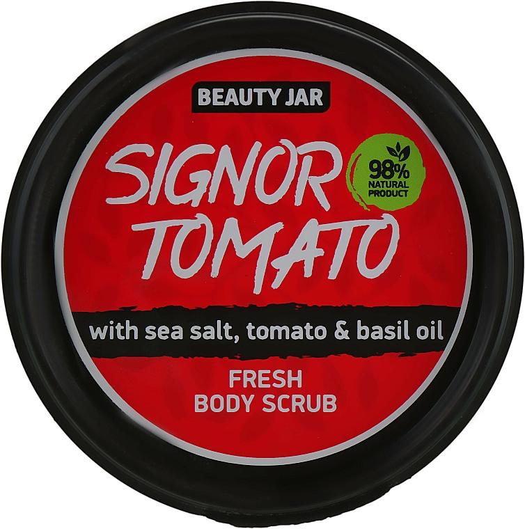 Gommage au sel marin pour corps - Beauty Jar Fresh Body Scrub
