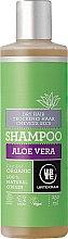 Parfums et Produits cosmétiques Shampooing bio à l'aloe vera - Urtekram Aloe Vera Shampoo Dry Hair