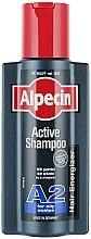Parfums et Produits cosmétiques Shampooing à la caféine et panthénol - Alpecin A2 Active Shampoo