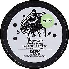 Parfums et Produits cosmétiques Beurre naturel nourissant pour le corps - Yope Green Tea Body Butter