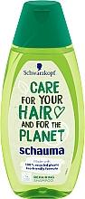 Parfums et Produits cosmétiques Shampooing réparateur - Schwarzkopf Schauma Care For Your Hair & For The Planet Repairing Shampoo