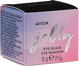 Parfums et Produits cosmétiques Fard à paupières en gel - Avon Jelly Eye Glaze Eye Shadow