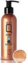 Parfums et Produits cosmétiques Baume-fluide de bronzage léger et naturel - Silcare Quin Fluid BB 1 Body Shine Light
