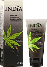 Parfums et Produits cosmétiques Sérum à l'huile de chanvre pour peaux très sèches - India Serum For Very Dry Skin With Cannabis Oil