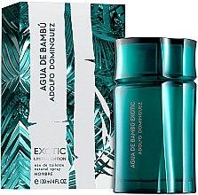 Parfums et Produits cosmétiques Adolfo Dominguez Agua De Bambu Exotic For Him - Eau de Toilette