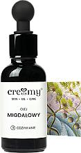 Parfums et Produits cosmétiques Huile d'amande non raffinée - Creamy