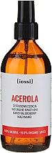 Parfums et Produits cosmétiques Essence visage d'agrumes à l'acide AHA, et l'acide hyaluronique - Iossi Acerola Essence