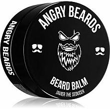 Parfums et Produits cosmétiques Baume à barbe à l'huile de coco et amande - Angry Beards Javier the Seducer Beard Balm