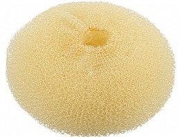 Parfums et Produits cosmétiques Donut cheveux, beige 110mm - Lussoni Hair Bun Ring Yellow
