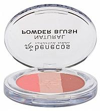 Parfums et Produits cosmétiques Trio blush - Benecos Natural Trio Blush