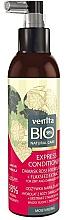 Parfums et Produits cosmétiques Après-shampooing - Venita Bio Natural Damask Rose Hydrolate Express Conditioner