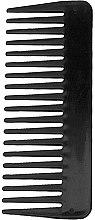 Parfums et Produits cosmétiques Peigne à cheveux, 15,5 cm, 9823, noir - Donegal Hair Comb