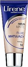 Parfums et Produits cosmétiques Fond de teint - Lirene Nature Matte Foundation