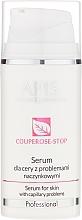 Parfums et Produits cosmétiques Sérum pour peau à problèmes vasculaires - APIS Professional Couperose-Stop Serum