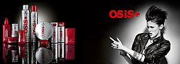 Mousse coiffante, Tenue forte - Schwarzkopf Professional Osis+ 3 Grip Volume Extreme Hold Mousse — Photo N2
