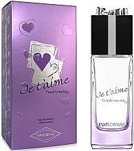 Parfums et Produits cosmétiques Evaflor Je T'aime Tendrement - Eau de Parfum