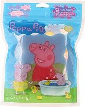 Parfums et Produits cosmétiques Éponge de bain pour enfants, Peppa le cochon, Peppa - Suavipiel Peppa Pig Bath Sponge