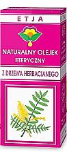 Parfums et Produits cosmétiques Huile essentielle d'arbre à thé 100% naturelle - Etja Natural Essential Tea Tree Oil